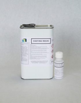 Water Clear Casting Polyester Resin | Glassfibre and Resin