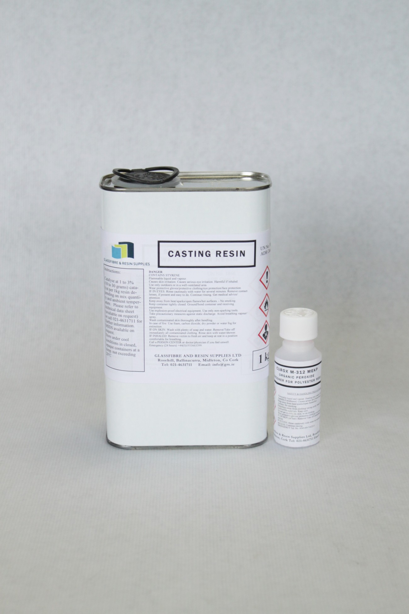 Standard Casting Resin Glassfibre And Resin Supplies Ltd
