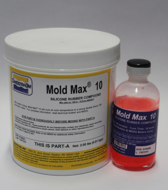Moldmax Silicone Rubber Trial Kit (1kg)