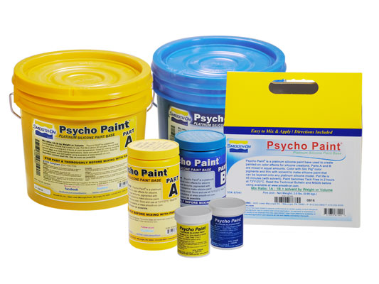 Psycho Paint 226g Glassfibre And Resin Supplies Ltd