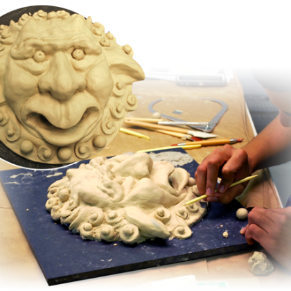 Moulding and Sculpting Clay